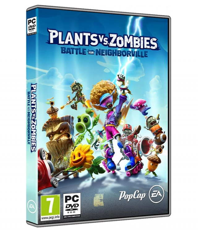 PLANTS VS ZOMBIES BATTLE FOR NEIGHBORVILLE (EM PORTUGUÊS) PC