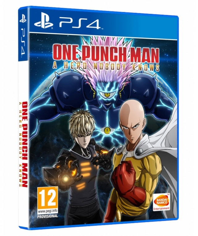 ONE PUNCH MAN A HERO NOBODY KNOWS (Oferta DLC) PS4