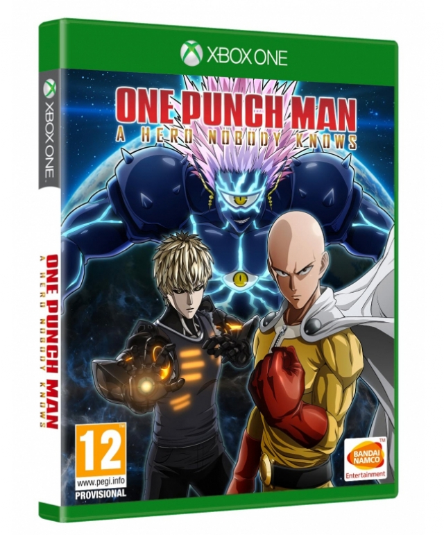 ONE PUNCH MAN A HERO NOBODY KNOWS (Oferta DLC) XBOX ONE