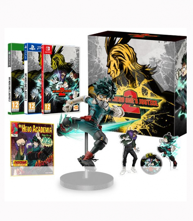 MY HERO ONE'S JUSTICE 2 Plus Ultra Edition (Oferta LDC) PS4