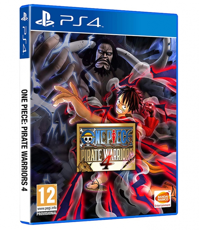 ONE PIECE PIRATE WARRIORS 4 (Oferta DLC) PS4