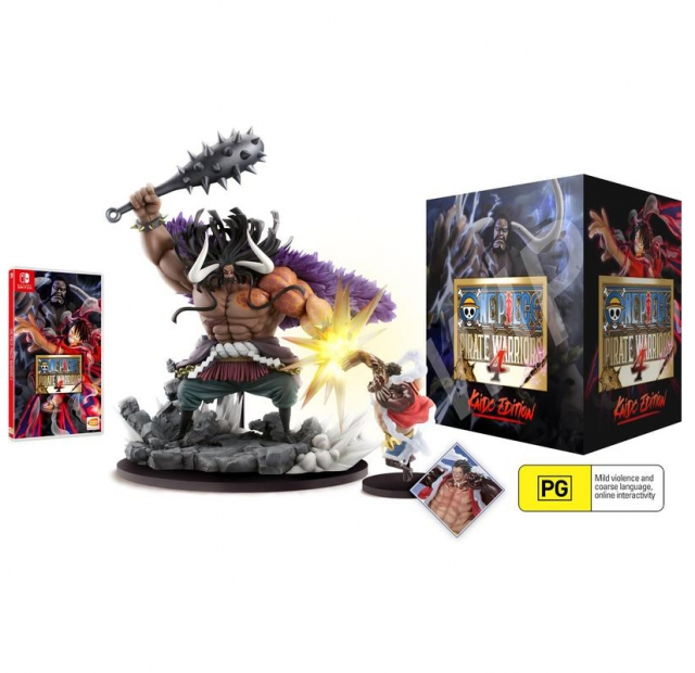 ONE PIECE PIRATE WARRIORS 4 Kaido Edition (Oferta DLC) Switch