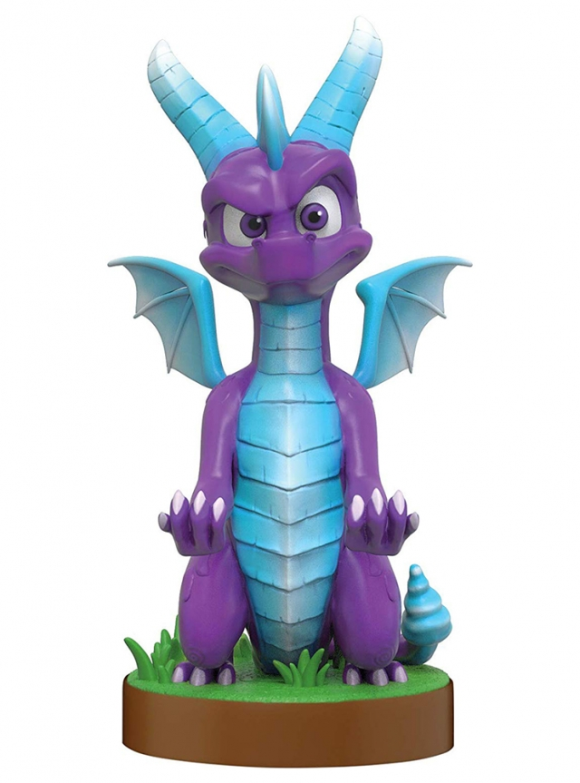 Cable Guys Ice Spyro