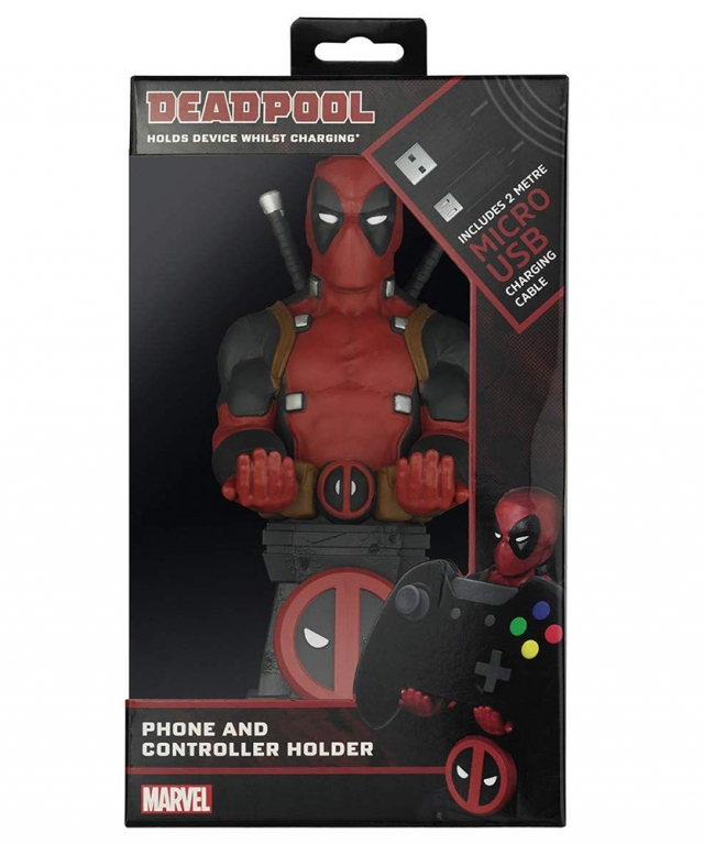 Cable Guys Deadpool