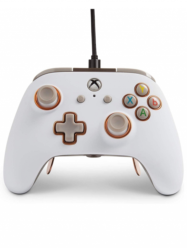Comando Pro FUSION Branco PC/XBOX ONE