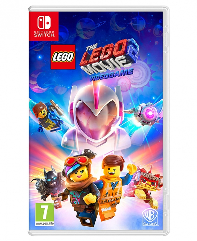 LEGO MOVIE 2 Videogame Switch