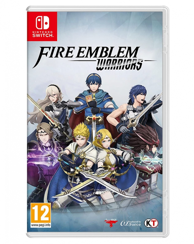 FIRE EMBLEM WARRIORS Switch