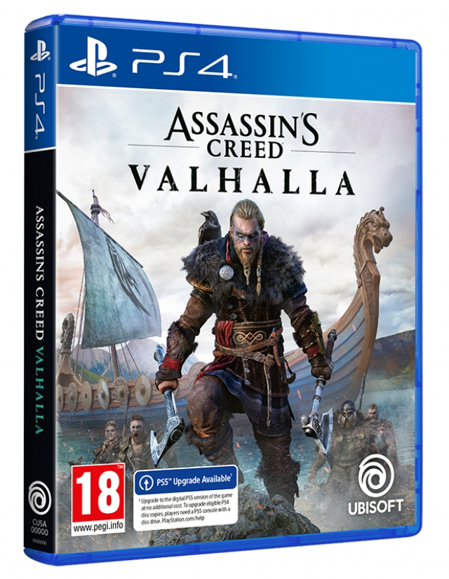 ASSASSINS CREED VALHALLA (EM PORTUGUÊS) PS4/PS5