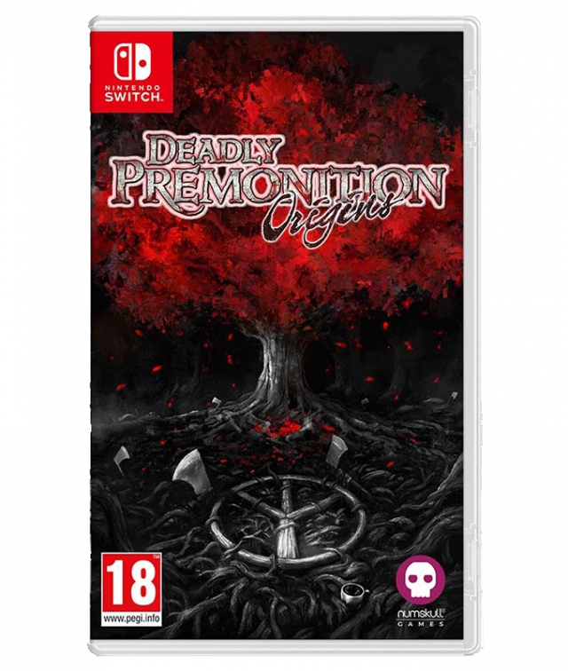 DEADLY PREMONITION Origins Switch