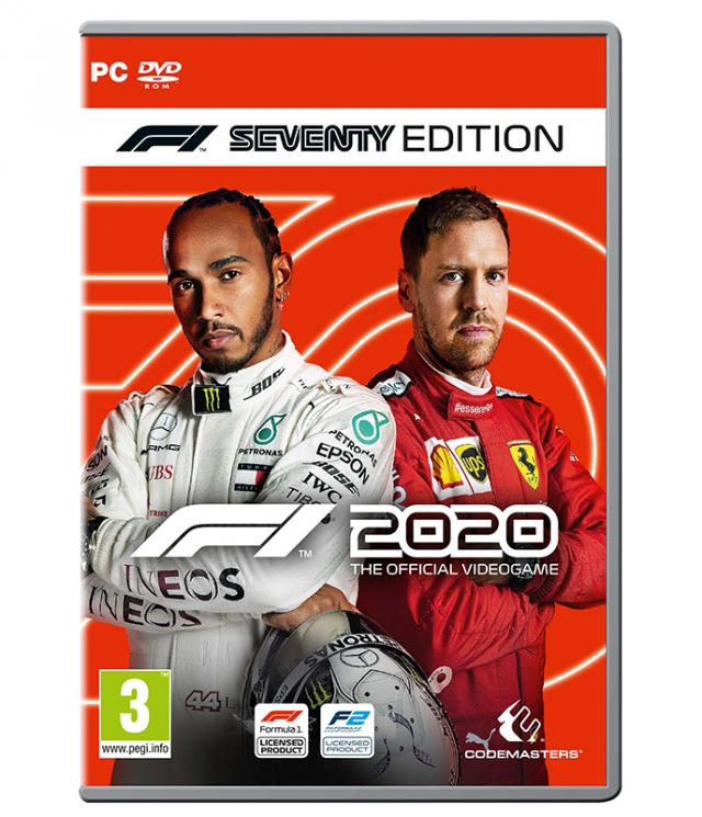 F1 2020 Seventy Edition (Oferta DLC) PC