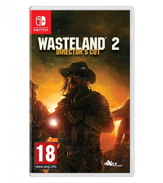 WASTELAND 2 Director's Cut Switch