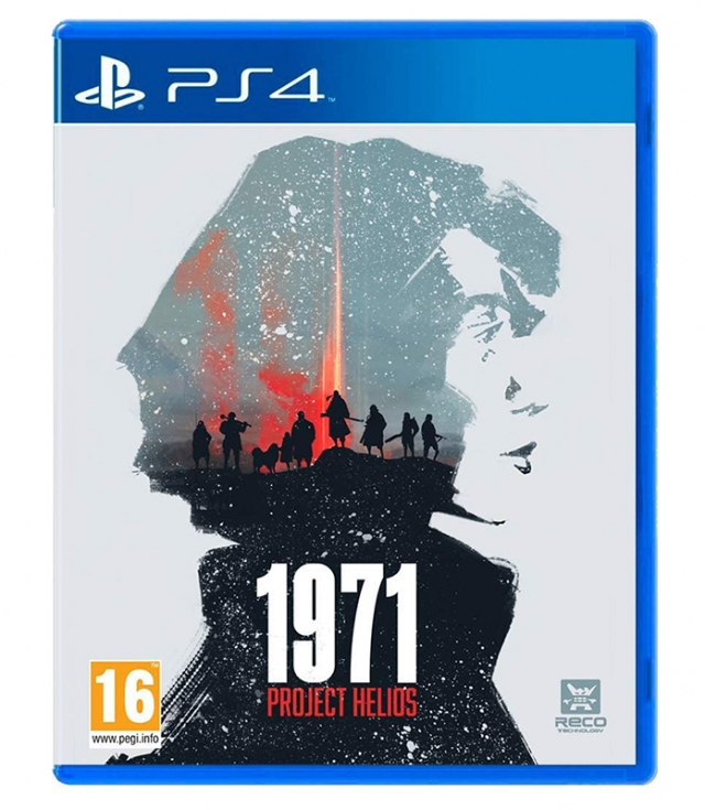 1971 PROJECT HELIOS Collectors Edition PS4