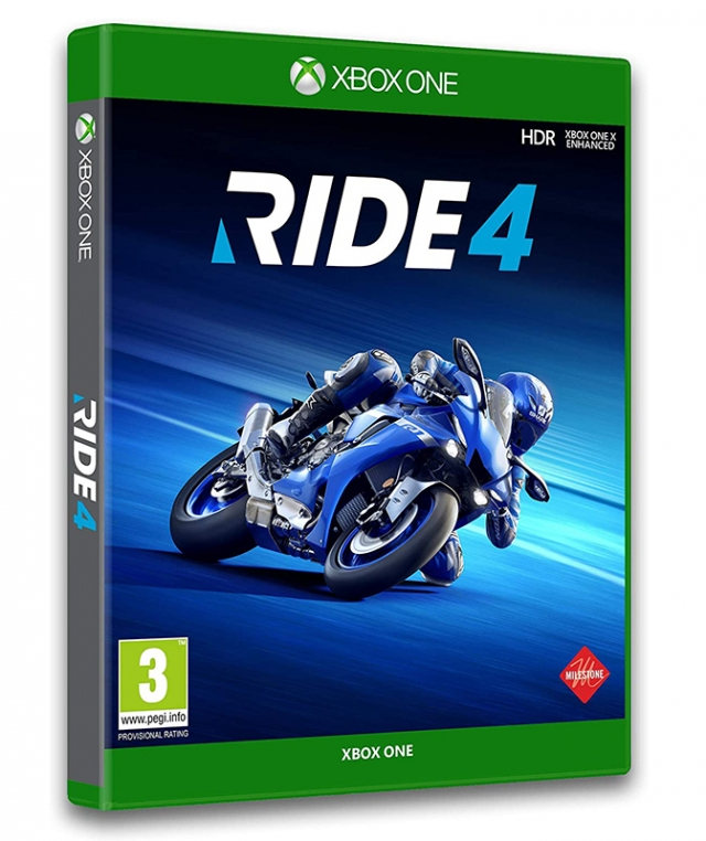 RIDE 4 XBOX ONE/Xbox Series X