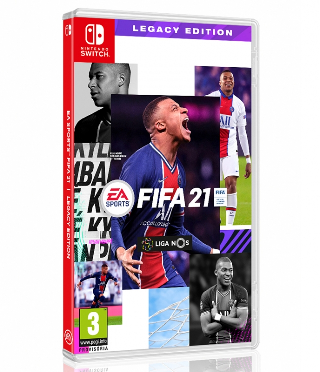 FIFA 21 Legacy Edition (Ofertas Reserva) Switch