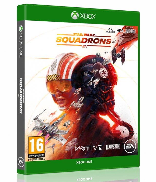 STAR WARS SQUADRONS (Ofertas Reserva) XBOX ONE