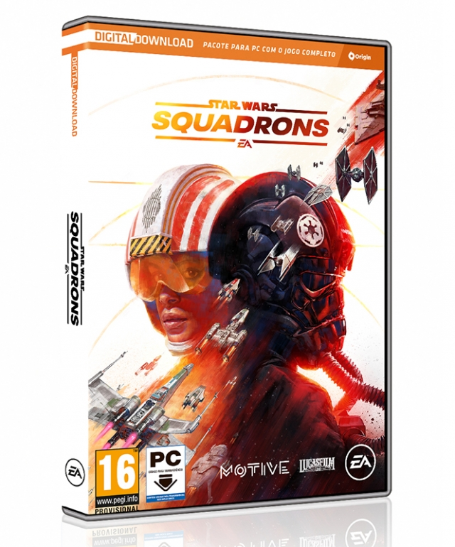 STAR WARS SQUADRONS (Ofertas Reserva) PC