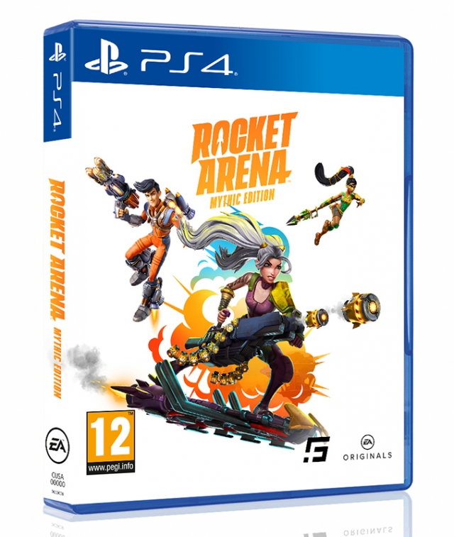 ROCKET ARENA Mythic Edition (Oferta DLC) PS4