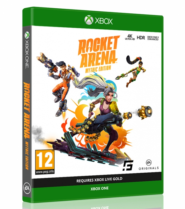 ROCKET ARENA Mythic Edition (Oferta DLC) XBOX ONE