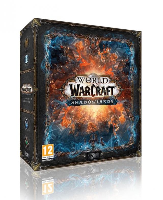 WORLD OF WARCRAFT SHADOWLANDS Collector's Edition PC