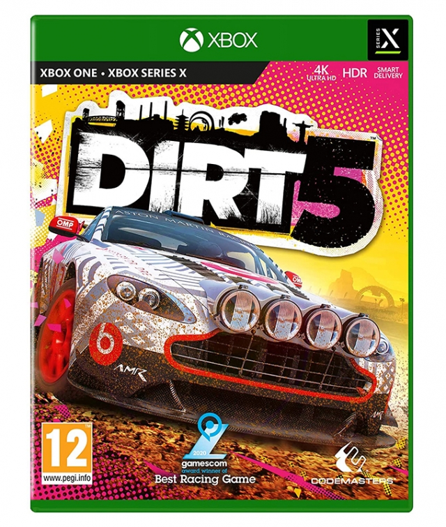 DIRT 5 XBOX ONE/Xbox Series X