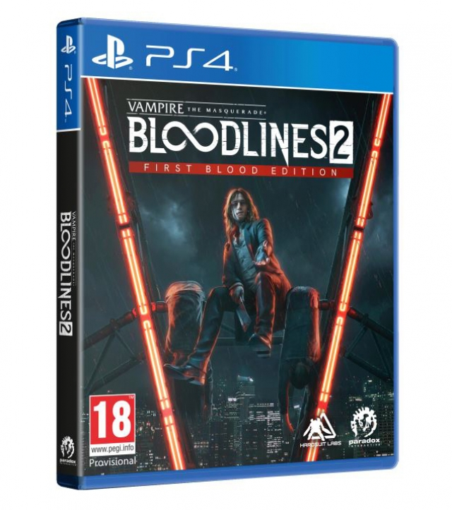 BLOODLINES 2 First Blood Edition PS4