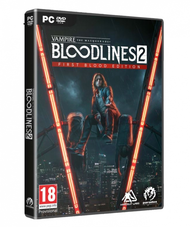 BLOODLINES 2 First Blood Edition PC