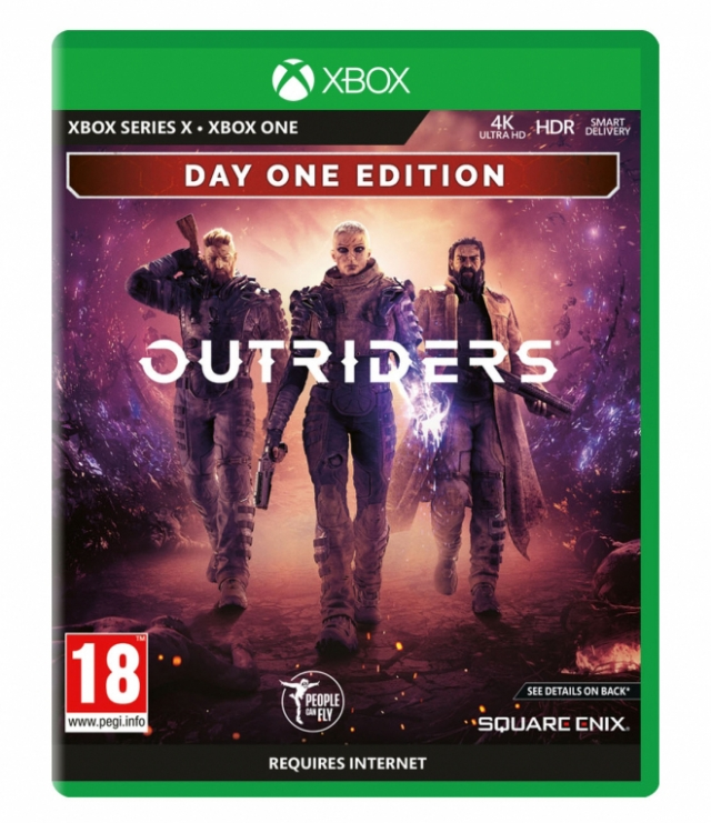OUTRIDERS Day One Edition XBOX ONE & XBOX Series X