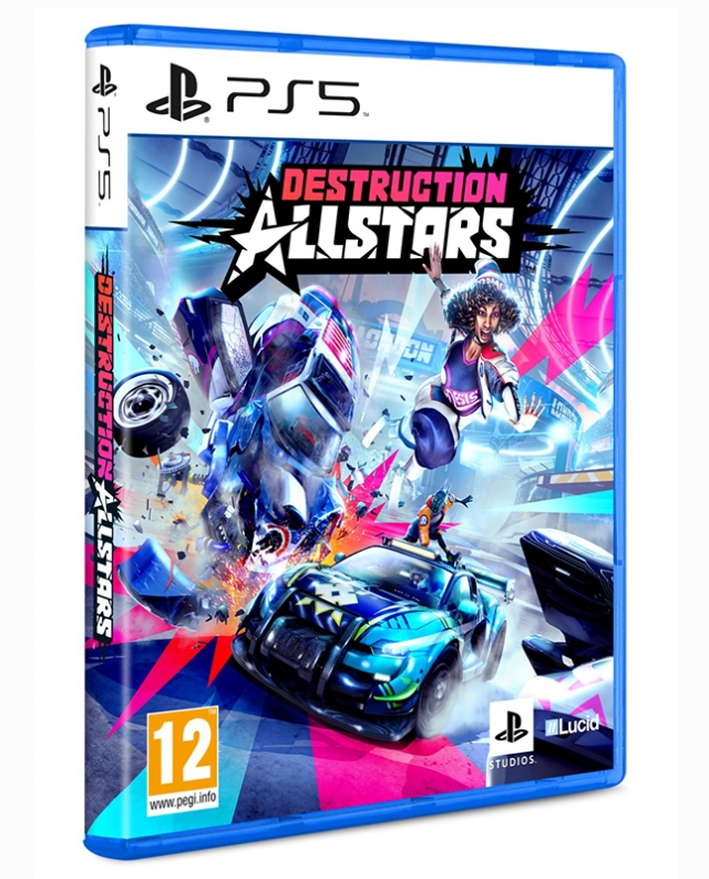DESTRUCTION ALL STARS (EM PORTUGUÊS) Oferta DLC PS5