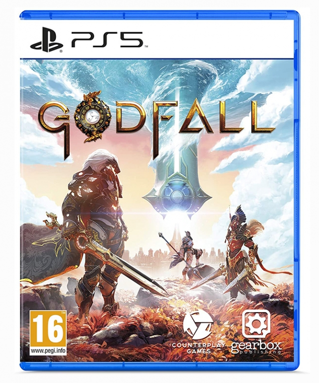 GODFALL PS4