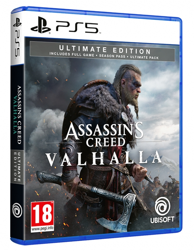 ASSASSINS CREED VALHALLA Ultimate Edition (EM PORTUGUÊS) PS5
