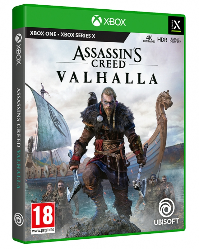 ASSASSINS CREED VALHALLA Xbox One Series X