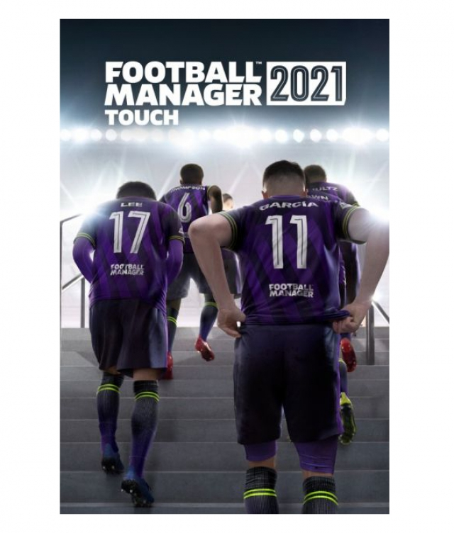 FOOTBALL MANAGER 2021 TOUCH (EM PORTUGUÊS) [Download Digital] PC/Mac