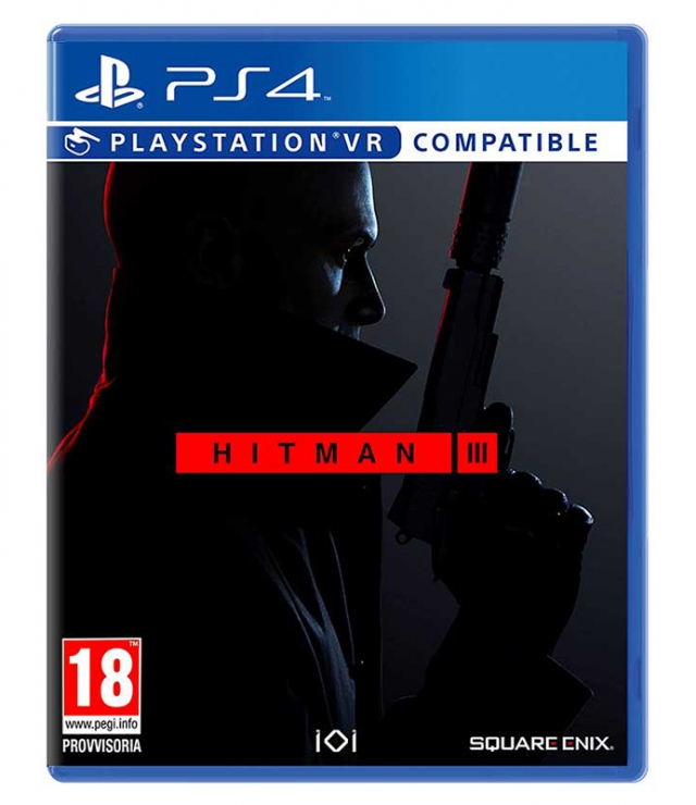 HITMAN III (Oferta DLC) PS4