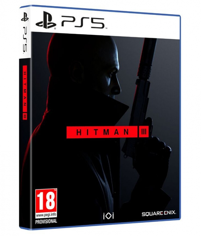HITMAN III (Oferta DLC) PS5