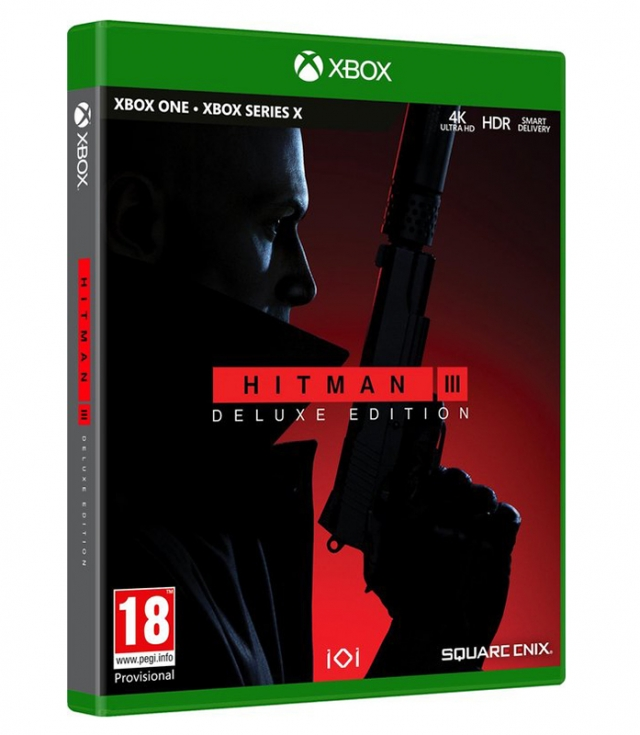 HITMAN III Deluxe Edition Xbox One & Xbox Series X|S