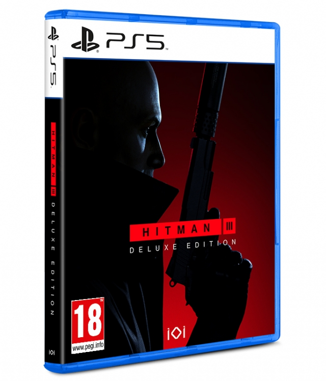 HITMAN III Deluxe Edition PS5