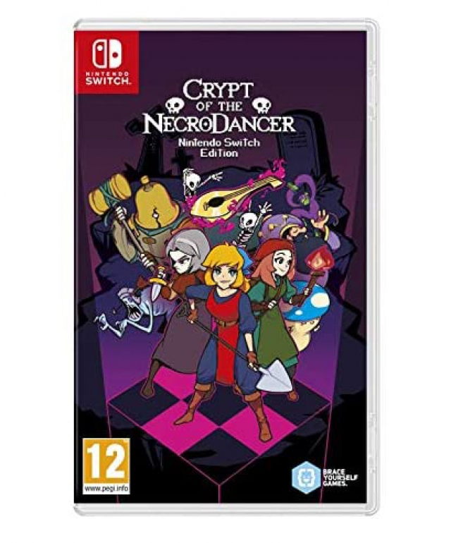 CRYPT OF THE NECRODANCER Launch Edition Switch