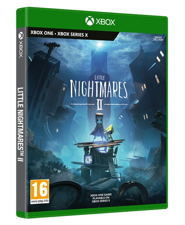 LITTLE NIGHTMARES II Day One edition XBOX ONE
