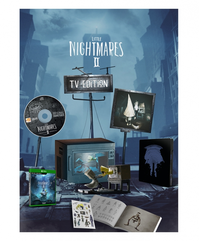 LITTLE NIGHTMARES II TV Edition XBOX ONE