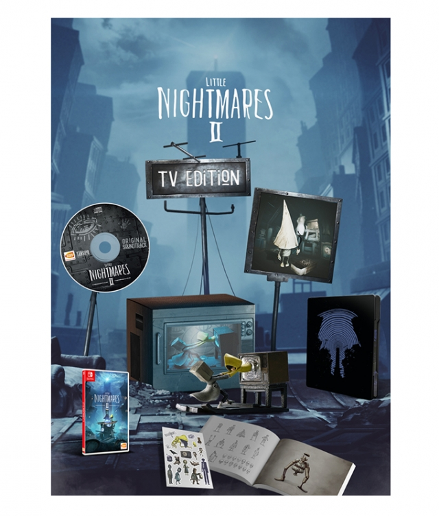 LITTLE NIGHTMARES II TV Edition Switch