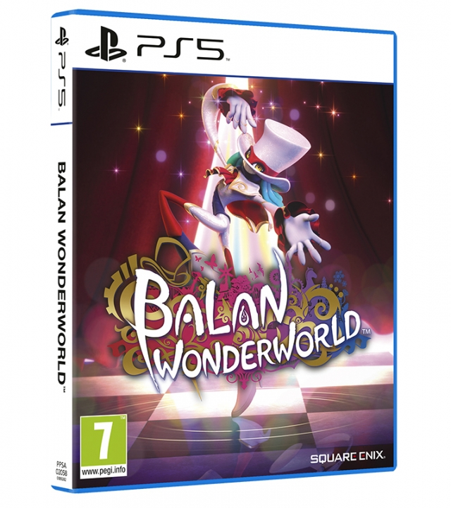 BALAN WONDERWORLD PS5