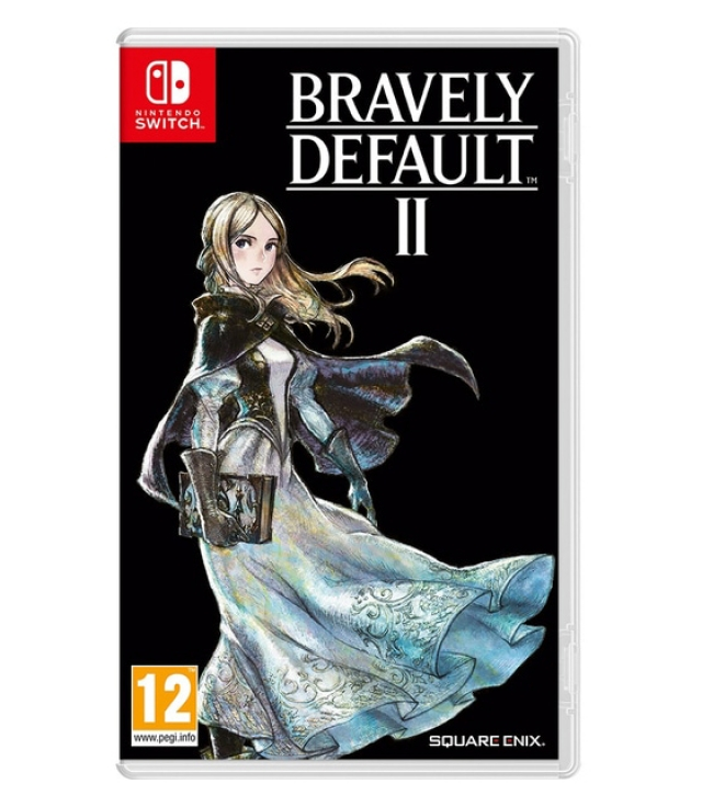 BRAVELY DEFAULT II Switch
