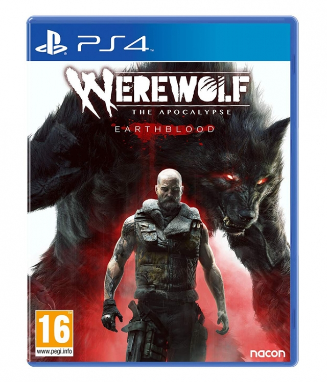 WEREWOLF The Apocalypse EARTHBLOOD PS4