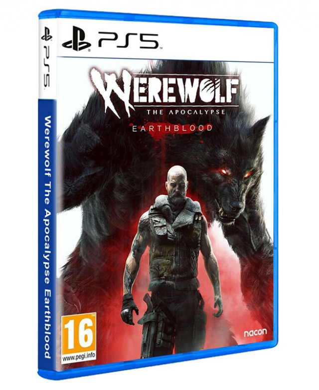 WEREWOLF The Apocalypse EARTHBLOOD PS5