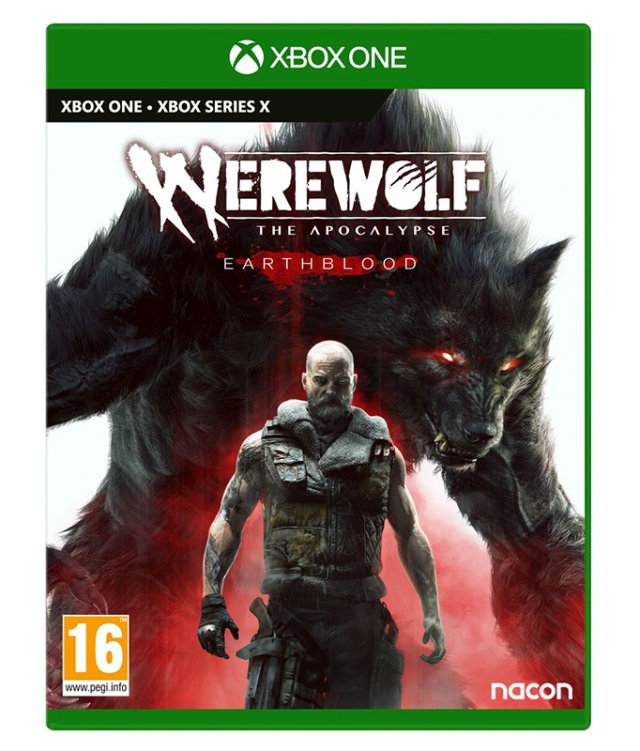 WEREWOLF The Apocalypse EARTHBLOOD XBOX ONE