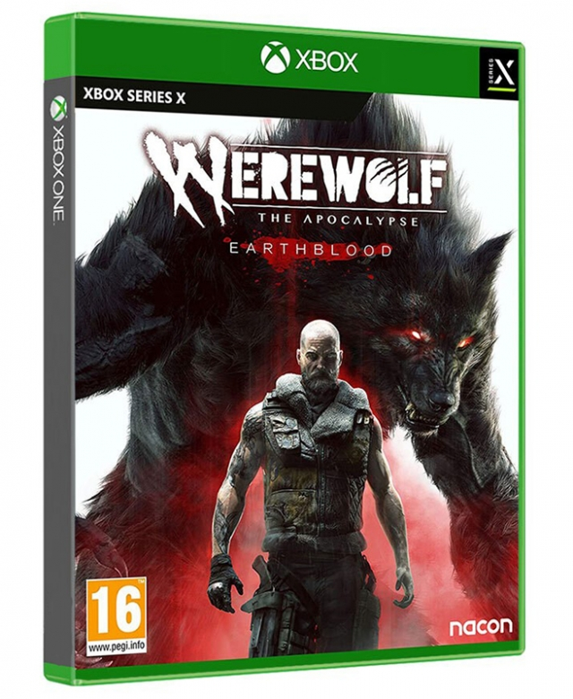 WEREWOLF The Apocalypse EARTHBLOOD XBOX Series X