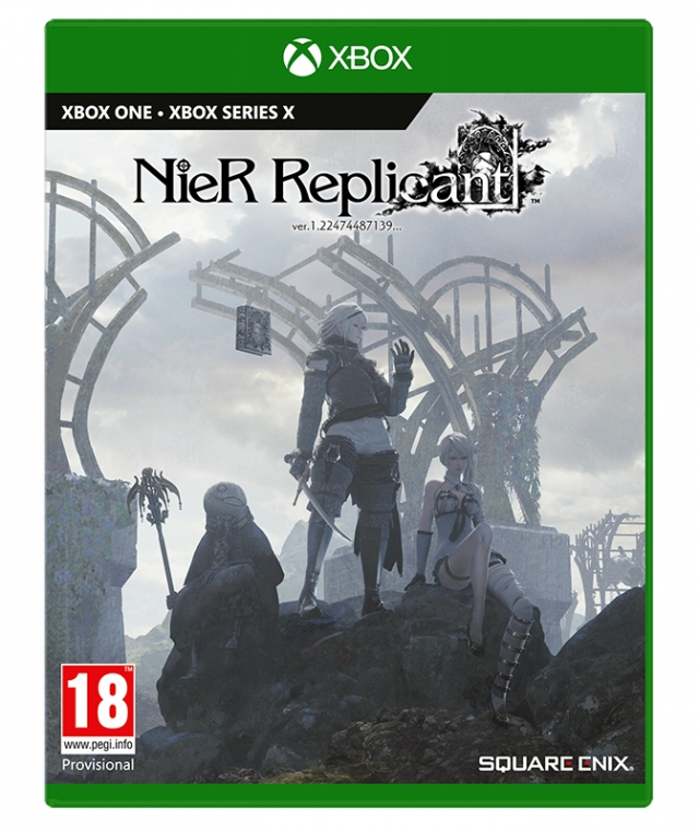 NIER REPLICANT ver.1.22474487139 XBOX ONE | Series X