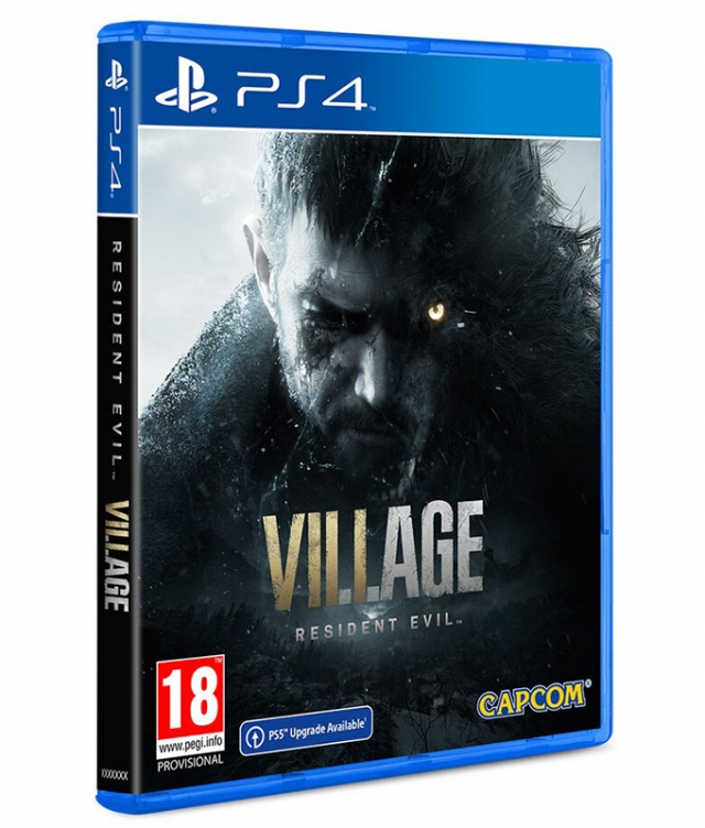 RESIDENT EVIL VILLAGE PS4 & PS5