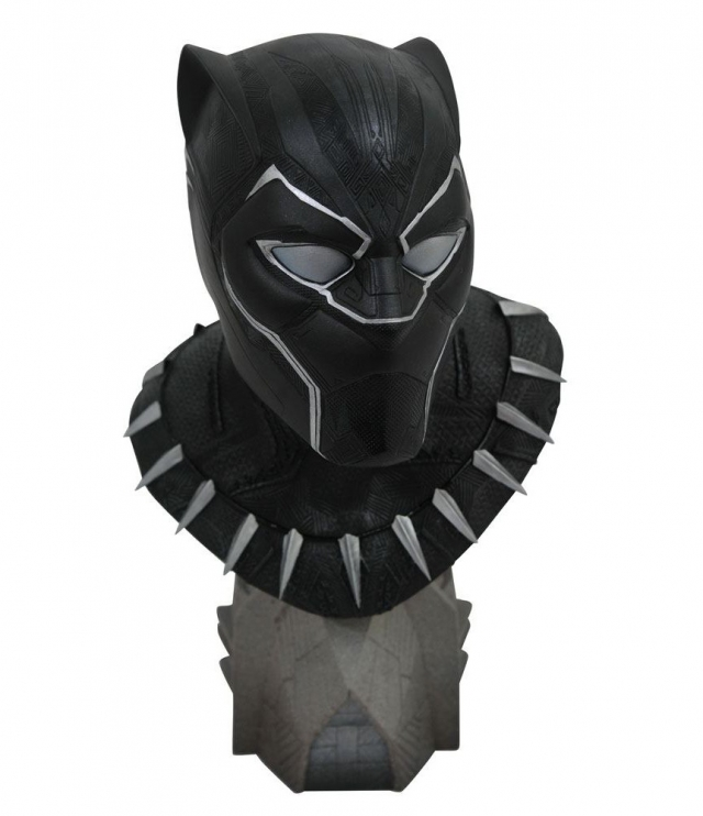 Busto MARVEL Black Phanter (Escala 1:2)