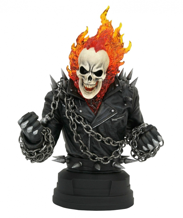Busto MARVEL Ghost Rider (Escala 1:6)